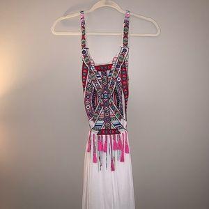 Mara Hoffman Swim maxi dress